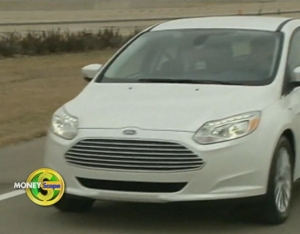 Ford's Electric Car