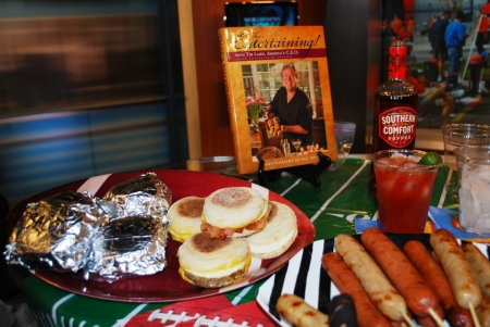 tim laird abc world news now Tim Laird: Tailgating Food and Drink Ideas